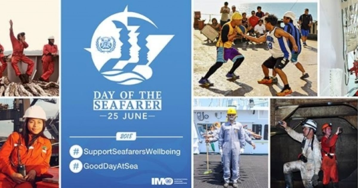 ISWAN | Winners of Day of the Seafarer Photo Competition announced