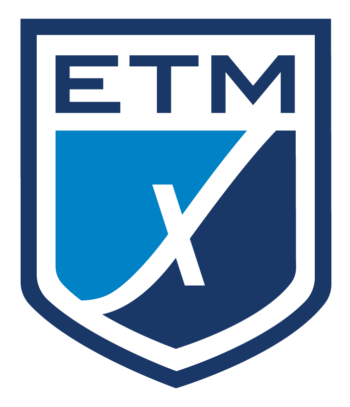 Etm crest logo logo full color rgb