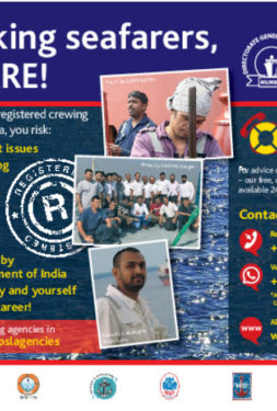 ISWAN | Indian Seafarers Campaign