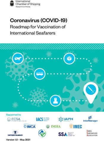 Coronavirus COVID 19 Roadmap for Vaccination of International Seafarers