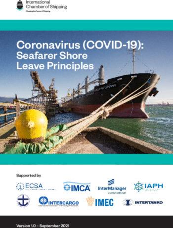 Coronavirus COVID 19 Seafarer Shore Leave Principles