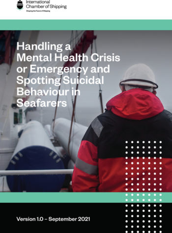 Handling a Mental Health Crisis or Emergency and Spotting Suicidal Behaviour in Seafarers