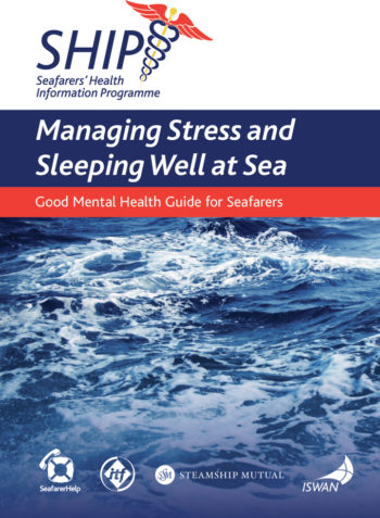 Managing Stress and Sleeping Well at Sea - English