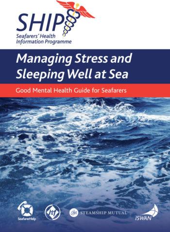Managing Stress and Sleeping Well at Sea English