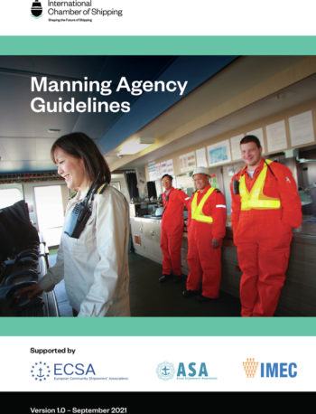 Manning Agency Guidelines