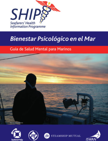 Psychological Wellbeing at Sea Spanish