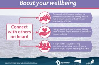 Ship Boost Your Wellbeing   Connect With Others On Board