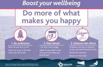 Ship Boost Your Wellbeing   Do More Of What Makes You Happy