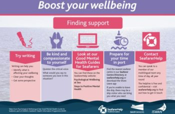 Ship Boost Your Wellbeing   Finding Support