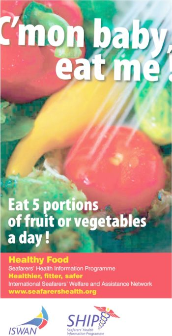 Ship Healthy Food 5Fruitandveg Poster 20151209 Lr
