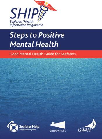 Ship steps to positive mental health english