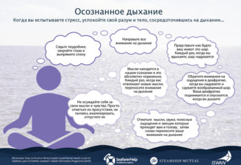 Steps to Positive Mental Health - Mindful Breathing (Russian)