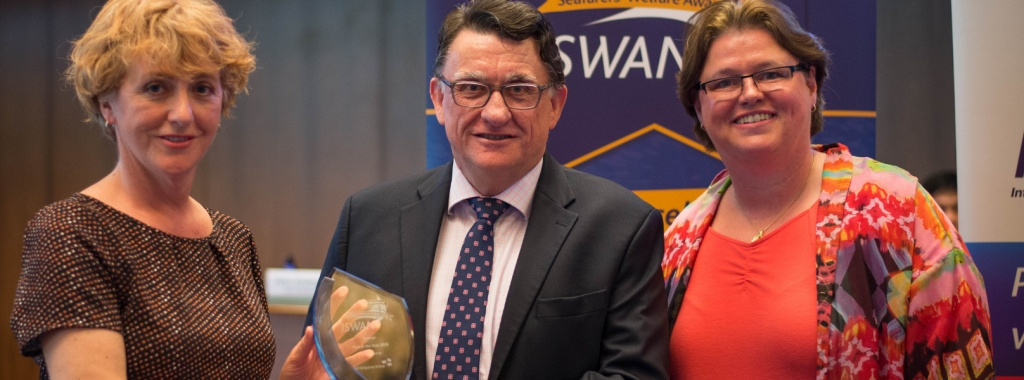 International Seafarers Welfare Awards Feature Photo Joy Corthésy for ISWAN