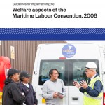 Guidelines For Implementing The Welfare Aspects Of The Maritime Labour Convention Mlc  }}