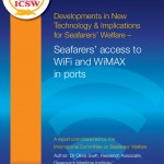 Seafarers' Access To Wifi And Wimax In Ports Icsw 2011