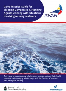 Good Practice Guide For Shipping Companies Manning Agents Working With Situations Involving Missing Seafarers