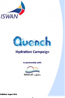 Quench Hydration Campaign Final Report