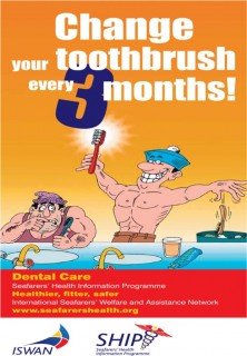 Dental Care Change Your Toothbrush
