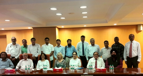 ISWAN India's Programme Steering Group meets in Mumbai
