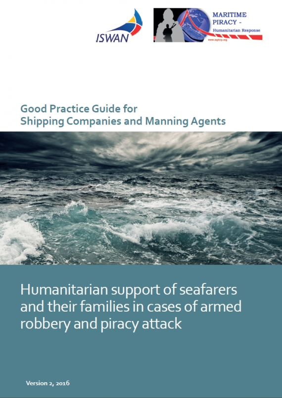 ISWAN launches good practice guide on the humanitarian response to piracy