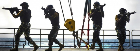 New approach needed to combat maritime threats