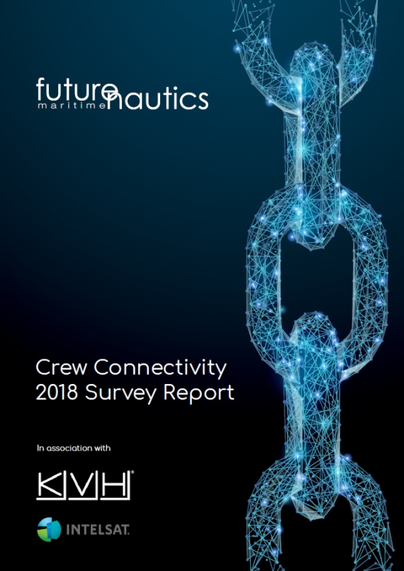 92% of seafarers strongly influenced by internet access when choosing where to work