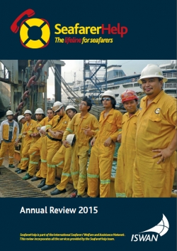 SeafarerHelp Annual Review 2015 Launched