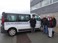 New welfare service for seafarers opens in Calais!