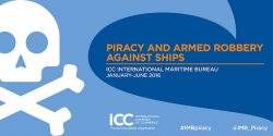 Sea piracy drops to 21-year low, IMB reports.