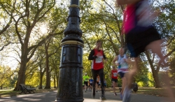 Six to run 2017 Royal Parks Half Marathon for ISWAN