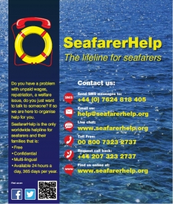 SeafarerHelp Assists Injured Seafarer