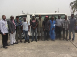 Seafarers Held in Nigeria Released