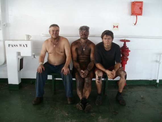 Three Seafarers Supported by SeafarerHelp
