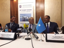 ISWAN represented at CGPCS Plenary recently held in Mauritius