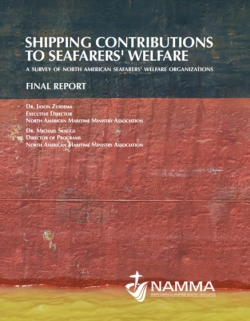 NAMMA publishes study on shipping contributions to seafarers' welfare