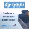 ISWAN teams up with IMO for Day of the Seafarer Photo Competition