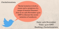 Tweet Chat- ISWAN Hosts Discussion about Social Isolation of Seafarers