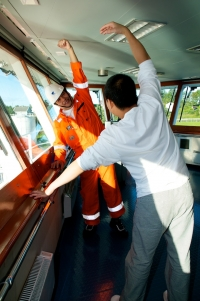 ISWAN Encourages Seafarers to Keep Fit