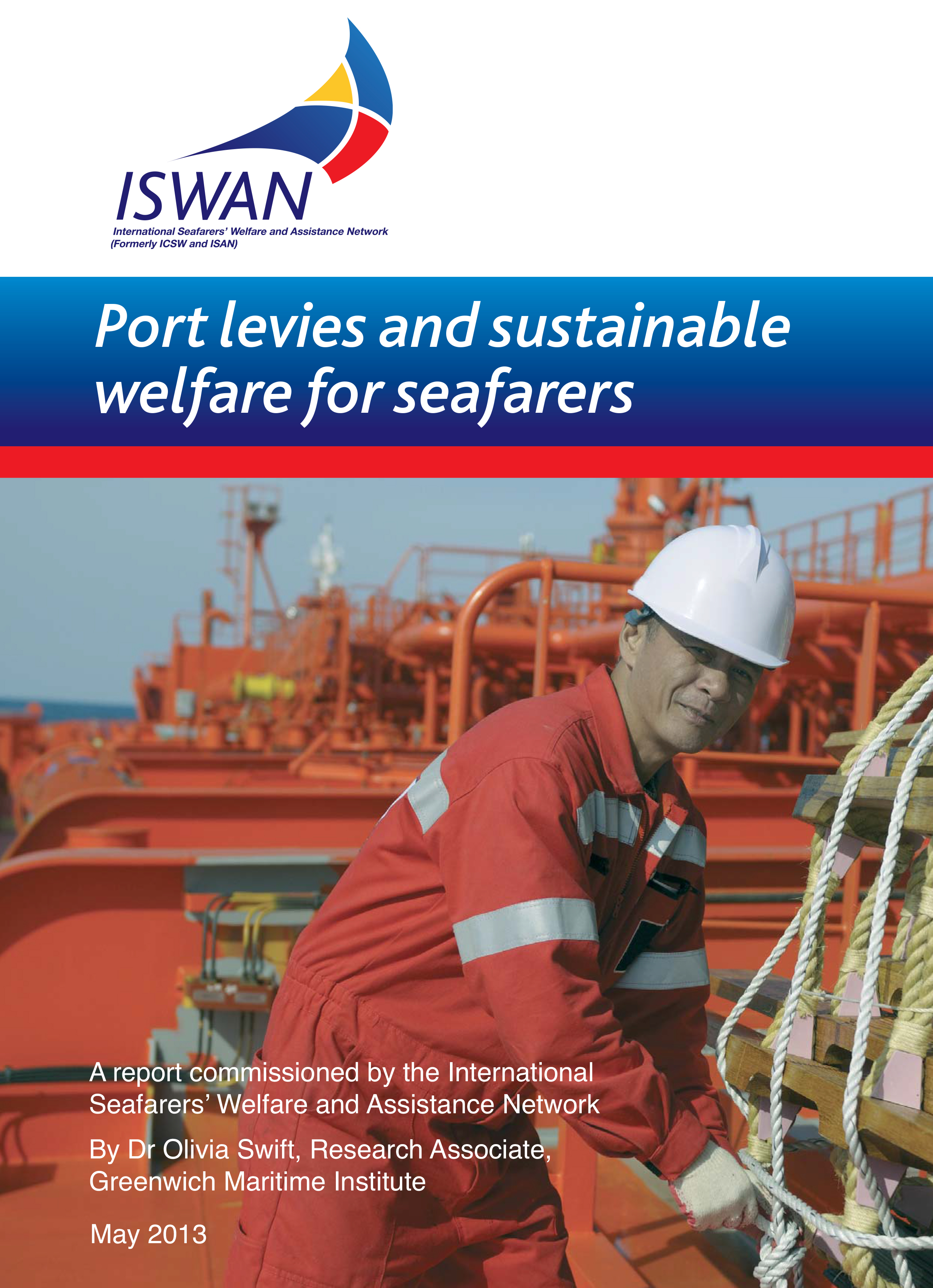 ISWAN PortLeviesReport Cover